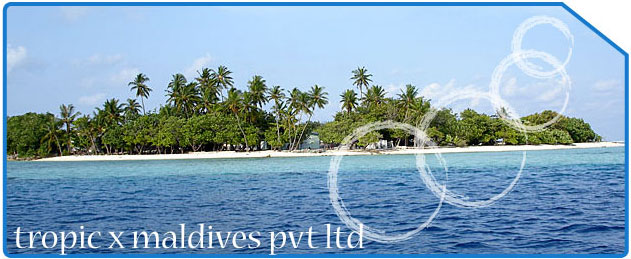 Tropic X Maldives Private Limited  - a touch of tropical class